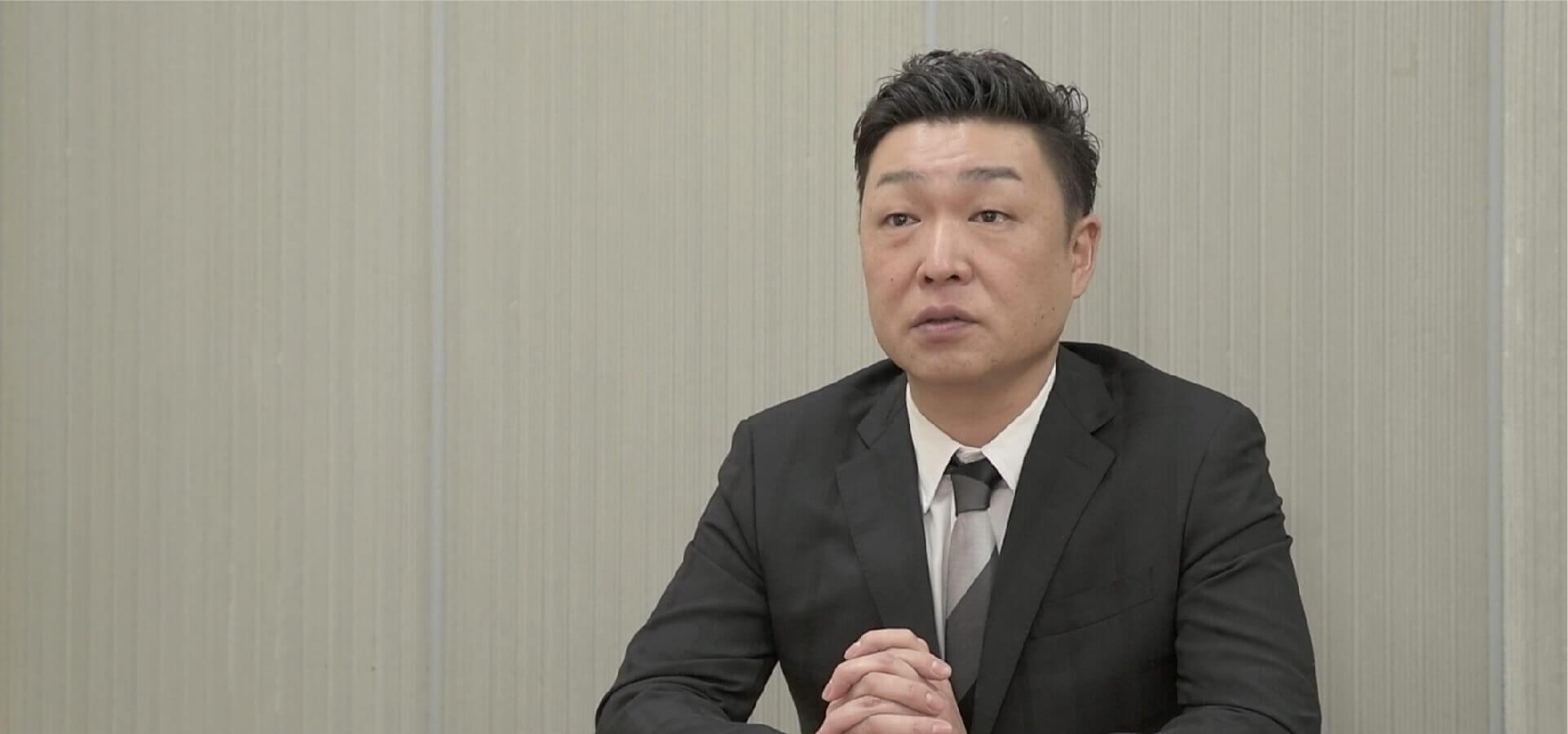 代表取締役社長 宮坂 貴也