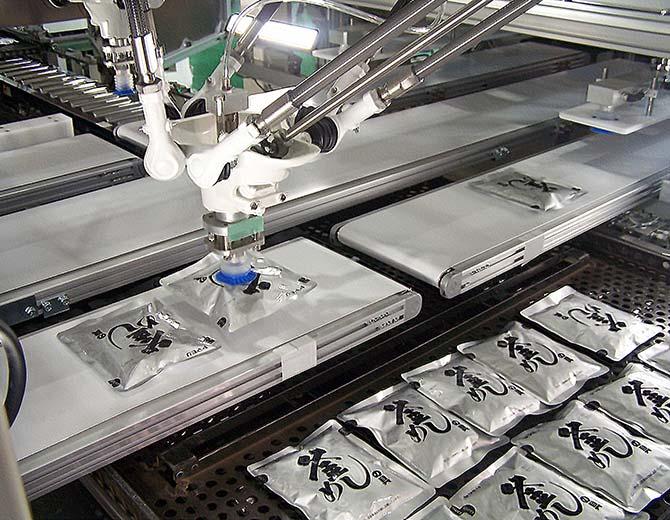 ロボット制御技術